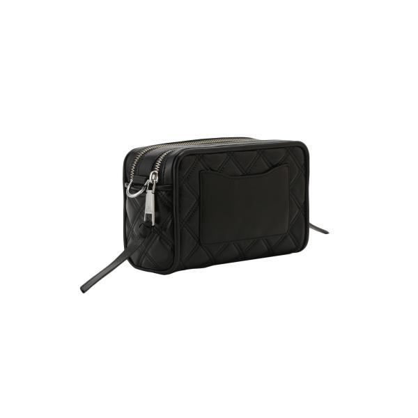 【即納】マーク ジェイコブス Marc Jacobs レディース ショルダーバッグ バッグ THE SOFTSHOT 21 M0015419 BLACK ソフトショット キルティング クロスボディ|fermart2-store|02