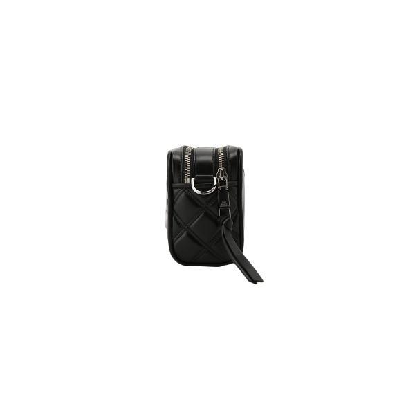 【即納】マーク ジェイコブス Marc Jacobs レディース ショルダーバッグ バッグ THE SOFTSHOT 21 M0015419 BLACK ソフトショット キルティング クロスボディ|fermart2-store|03