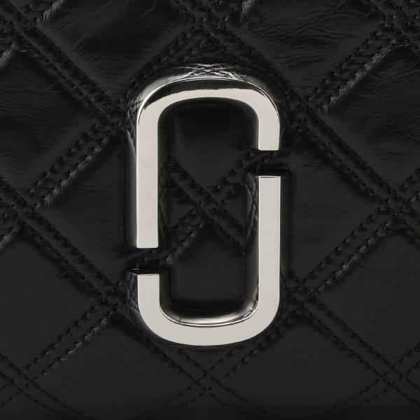 【即納】マーク ジェイコブス Marc Jacobs レディース ショルダーバッグ バッグ THE SOFTSHOT 21 M0015419 BLACK ソフトショット キルティング クロスボディ|fermart2-store|07