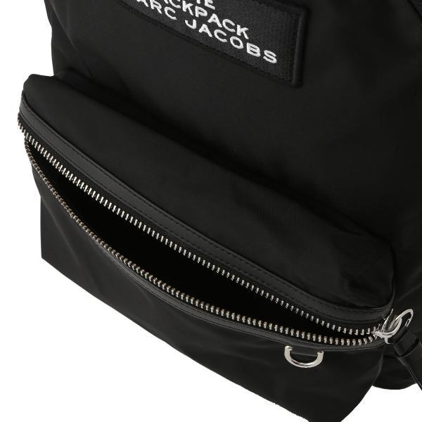 【即納】マーク ジェイコブス Marc Jacobs レディース バックパック・リュック バッグ LARGE BACKPACK M0015414 BLACK 通学 通勤 タウンユース|fermart2-store|04