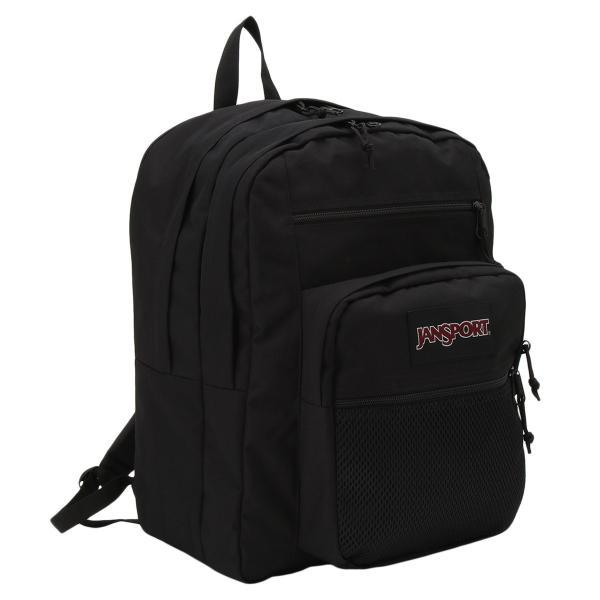 【即納】ジャンスポーツ Jansport ユニセックス バックパック・リュック バッグ BIG CAMPUS BACKPACK BLACK fermart2-store