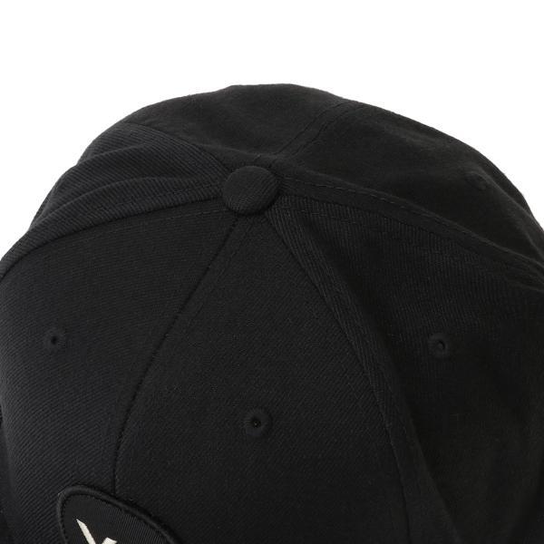 【即納】ルーカ RVCA メンズ キャップ 帽子 Va Patch Snapback BLACK スナップバック ロゴ|fermart2-store|07