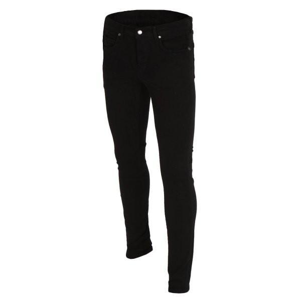 【即納】ドクターデニム Dr Denim メンズ ジーンズ・デニム ボトムス・パンツ Snap Skinny Jeans Black|fermart2-store