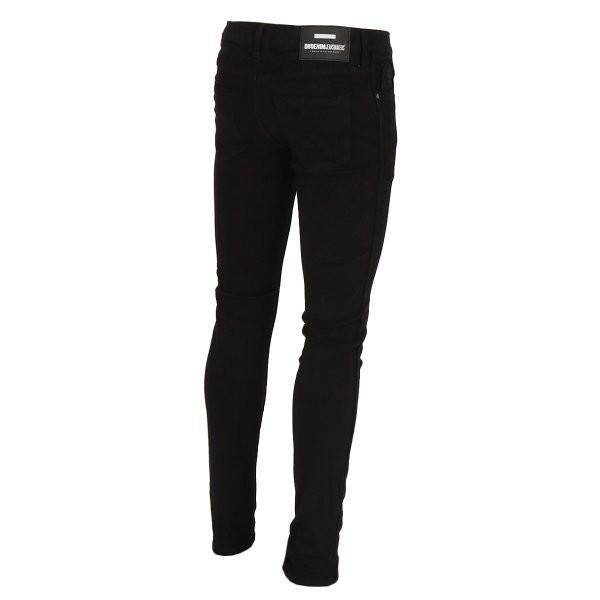 【即納】ドクターデニム Dr Denim メンズ ジーンズ・デニム ボトムス・パンツ Snap Skinny Jeans Black|fermart2-store|02