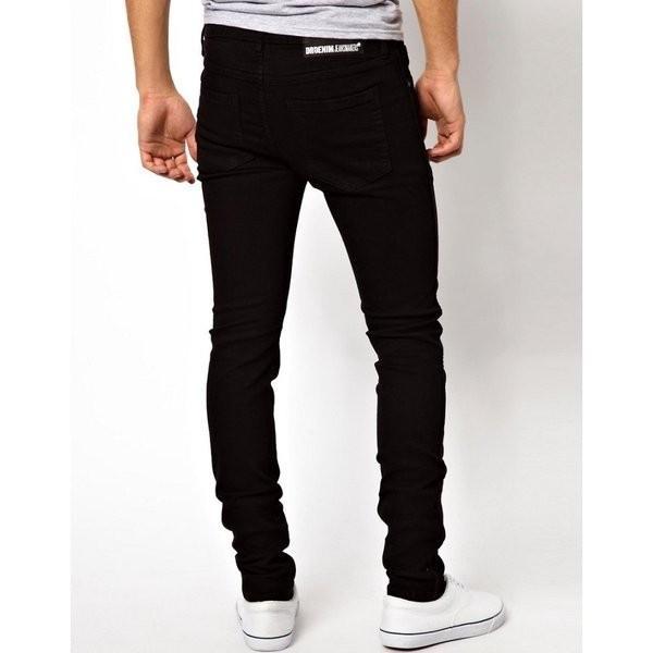 【即納】ドクターデニム Dr Denim メンズ ジーンズ・デニム ボトムス・パンツ Snap Skinny Jeans Black|fermart2-store|08