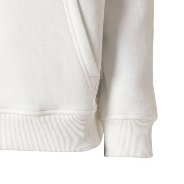 【即納】カルバンクライン Calvin Klein メンズ パーカー トップス CK MONOGRAM LOGO HOODIE BRILLIANT WHITE モノグラム プルオーバー フーディ フード|fermart2-store|06