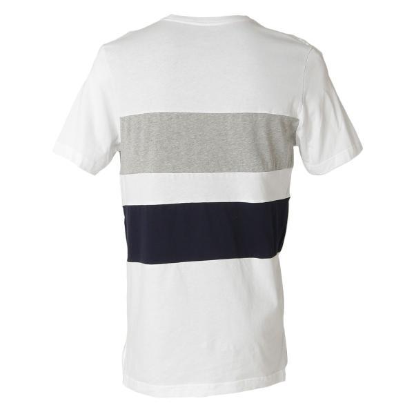 【即納】トミー ヒルフィガー Tommy Hilfiger メンズ Tシャツ トップス S/S CREW TEE WHITE ロゴ クルーネック|fermart2-store|02