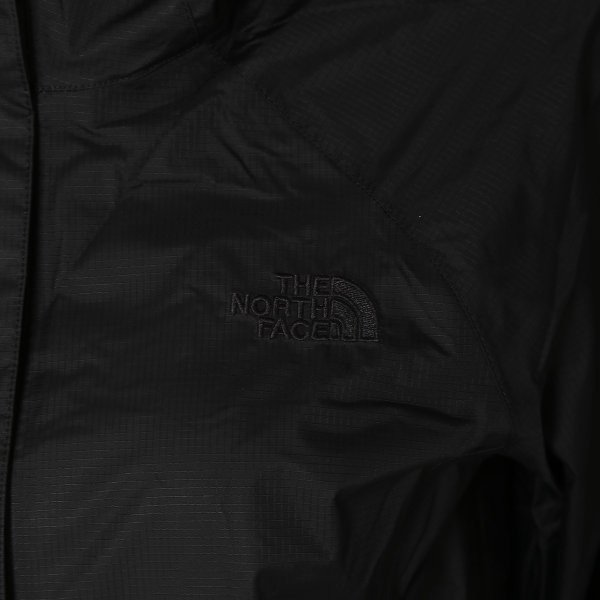 【即納】ザ ノースフェイス The North face レディース ジャケット アウター rain jacket BLACK|fermart2-store|03