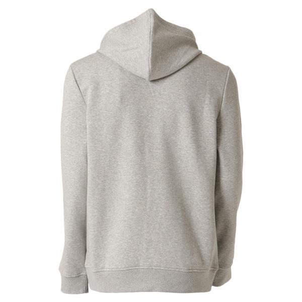 【即納】カルバンクライン Calvin Klein メンズ パーカー トップス CK MONOGRAM LOGO HOODIE MED CHAR HTHR モノグラム プルオーバー フーディ フード|fermart2-store|02