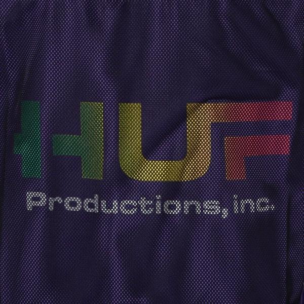 【即納】ハフ HUF メンズ ジャケット アウター アノラック HUF PRODUCTIONS INC ANORAK ULTRA VIOLET fermart2-store 03
