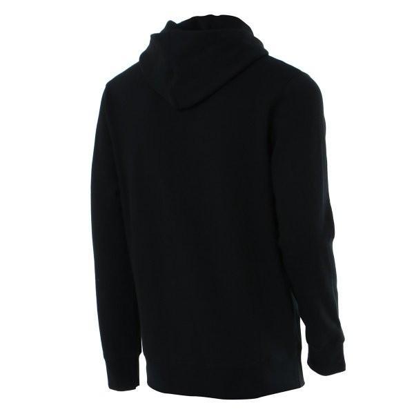 【即納】ハフ HUF メンズ パーカー トップス フーディー プルオーバー TEAM LOGO P/O HOOIDE BLACK BLACK|fermart2-store|02
