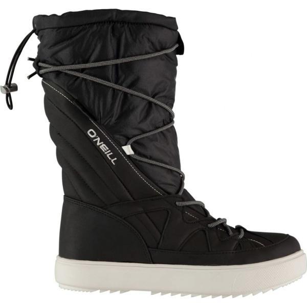 オニール ONeill レディース ブーツ スノーブーツ シューズ・靴 Montabella Snow Boots Black