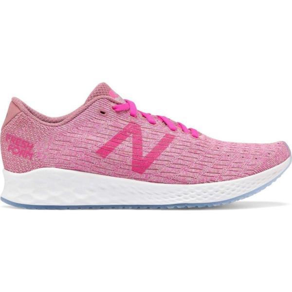 ニューバランス New Balance レディース ランニング・ウォーキング シューズ・靴 Fresh Foam Zante Pursuit Running Shoes Pink/White