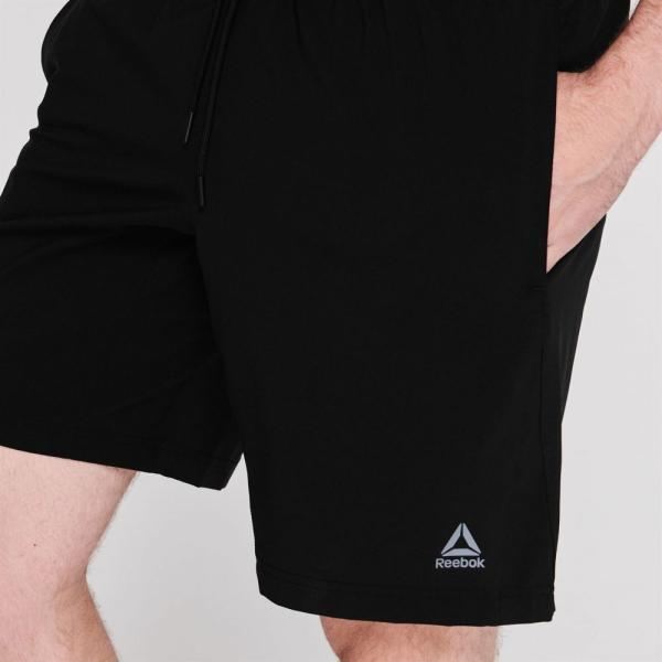 リーボック Reebok メンズ ショートパンツ ボトムス・パンツ Workout Shorts Black|fermart3-store|03