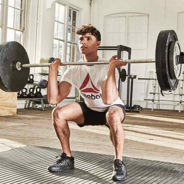 リーボック Reebok メンズ ショートパンツ ボトムス・パンツ Workout Shorts Black|fermart3-store|04