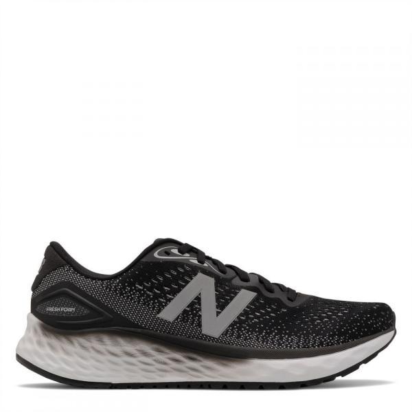 ニューバランス New Balance メンズ ランニング・ウォーキング シューズ・靴 Balance Freshfoam High Running Shoes Black/White