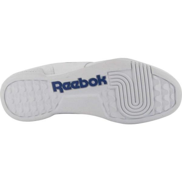 リーボック Reebok メンズ スニーカー シューズ・靴 Workout Trainers White fermart3-store 02