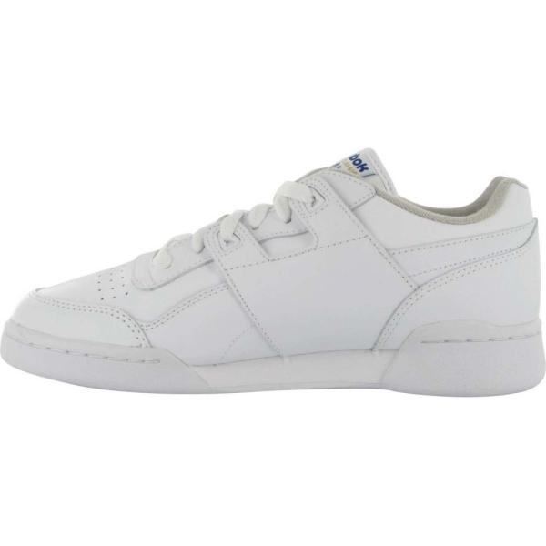リーボック Reebok メンズ スニーカー シューズ・靴 Workout Trainers White fermart3-store 03