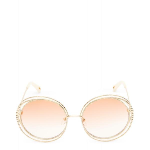 クロエ Chloe ユニセックス メガネ・サングラス Carlina Sunglasses|fermart3-store