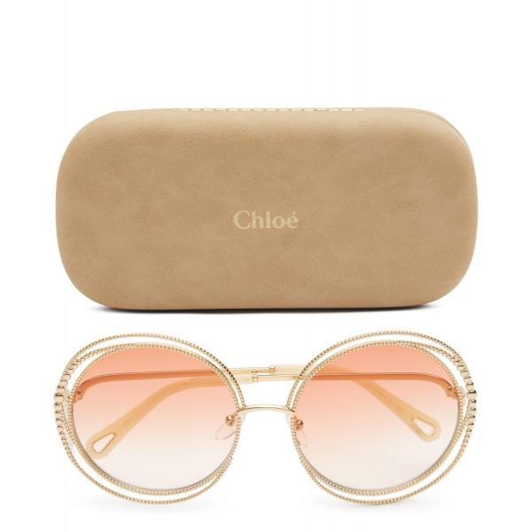 クロエ Chloe ユニセックス メガネ・サングラス Carlina Sunglasses|fermart3-store|04