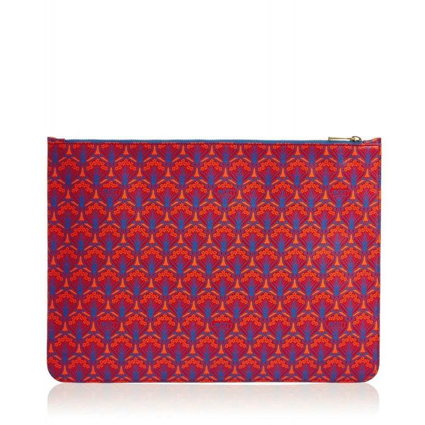 リバティ Liberty London レディース ポーチ Large Pouch in Iphis Canvas Red