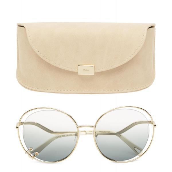 クロエ Chloe ユニセックス メガネ・サングラス Wendy Sunglasses|fermart3-store|04
