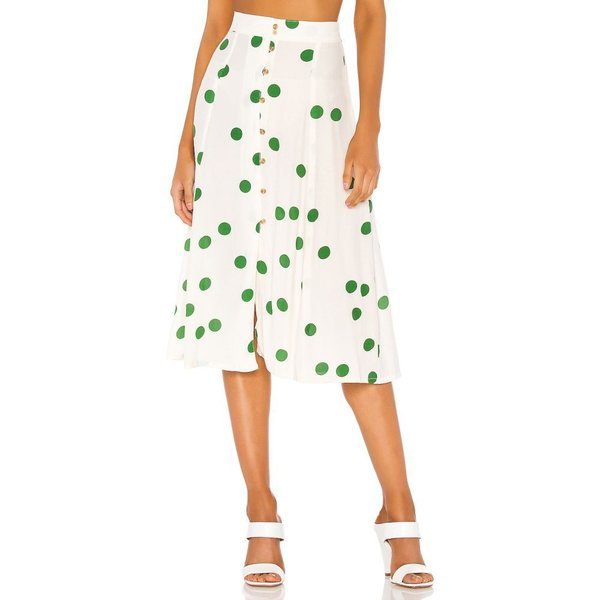 フェイスフルザブランド FAITHFULL THE BRAND レディース スカート Marin Skirt Lolita Dot