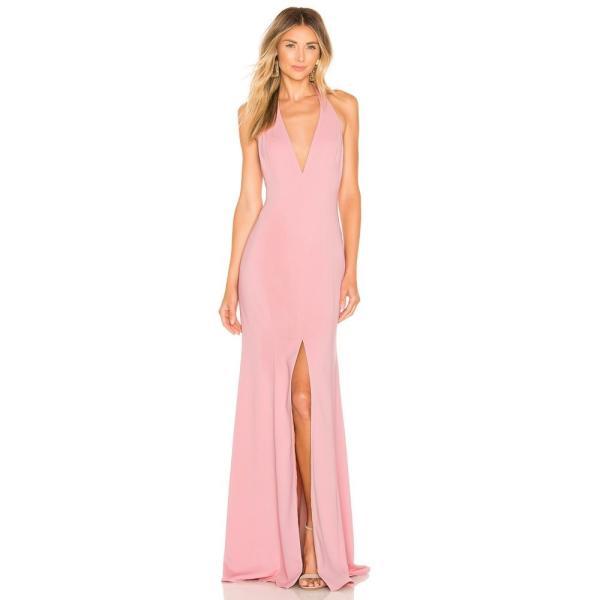 ジェイ ゴドフリー Jay Godfrey レディース パーティードレス ワンピース・ドレス Lena Gown Antique Pink