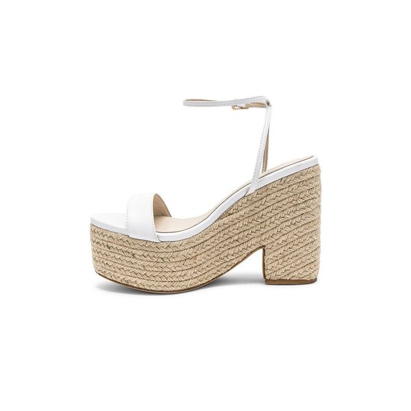 レイエ RAYE レディース ヒール シューズ・靴 Gibson Heel White