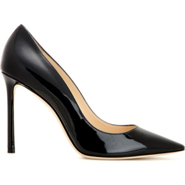 ジミー チュウ Jimmy Choo レディース パンプス シューズ・靴 Romy 100 patent leather pumps