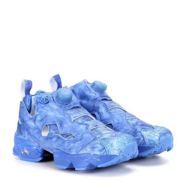 ヴェトモン レディース スニーカー シューズ・靴 X Reebok sneakers Bleu