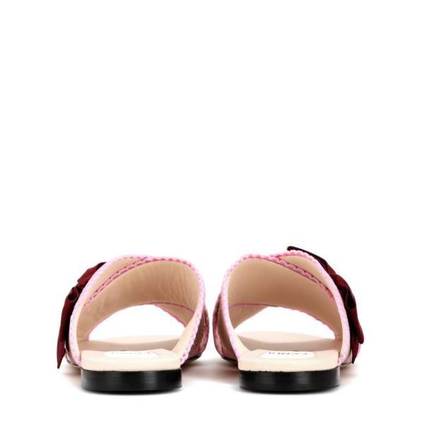 フェンディ Fendi レディース サンダル・ミュール シューズ・靴 Jersey slip-on sandals Orset/ Hortensia