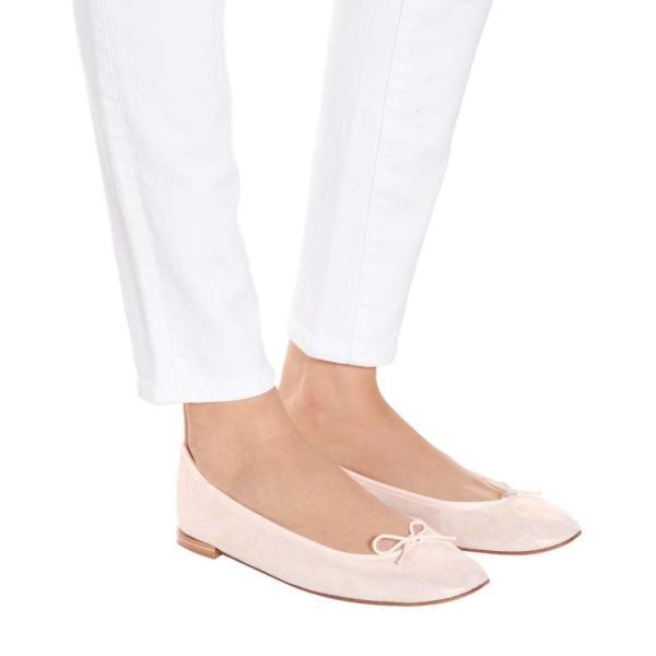 レペット Repetto レディース スリッポン・フラット シューズ・靴 Cendrillon suede ballerinas Esprit