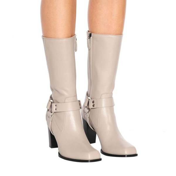 アルチュザラ Altuzarra レディース ブーツ シューズ・靴 Lucy Harness leather boots Light Camel