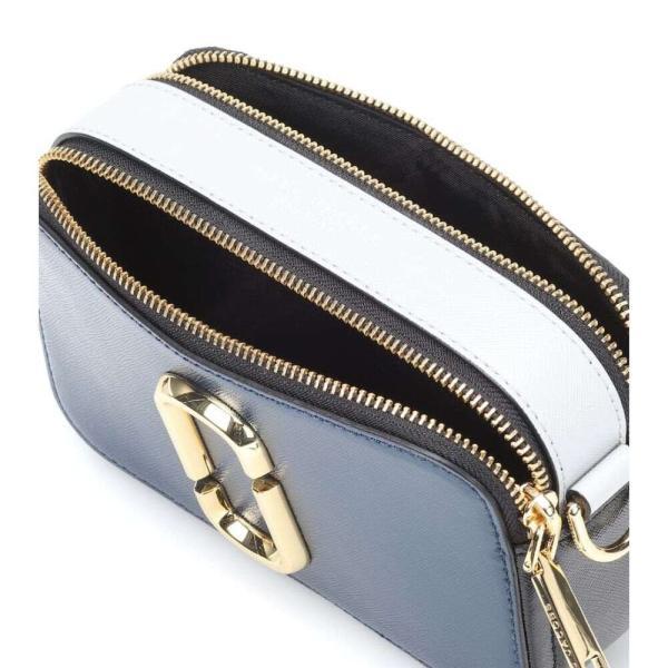 マーク ジェイコブス Marc Jacobs レディース バッグ Snapshot Small leather camera bag Blue Sea Multicolor