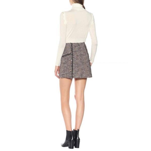 ヴェロニカ ベアード Veronica Beard レディース ミニスカート スカート Starck tweed miniskirt brown