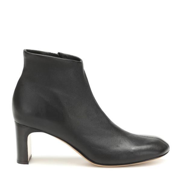 ラグ&ボーン Rag & Bone レディース ブーツ シューズ・靴 Ellis leather ankle boots Black