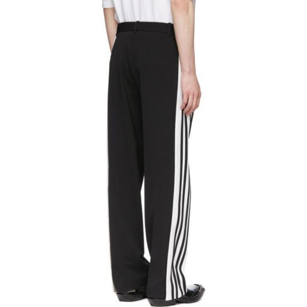バレンシアガ Balenciaga メンズ ボトムス・パンツ Black & White Stretch Trousers|fermart3-store|03
