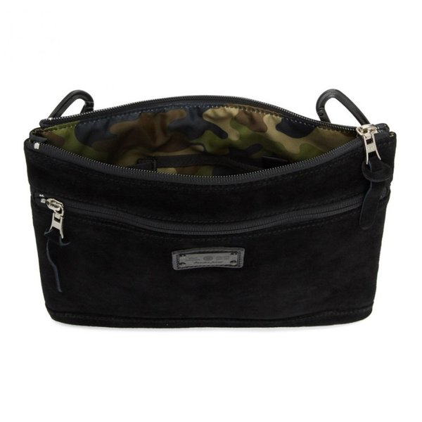 マスターピース Master-Piece Co メンズ メッセンジャーバッグ バッグ Black Revise Messenger Bag