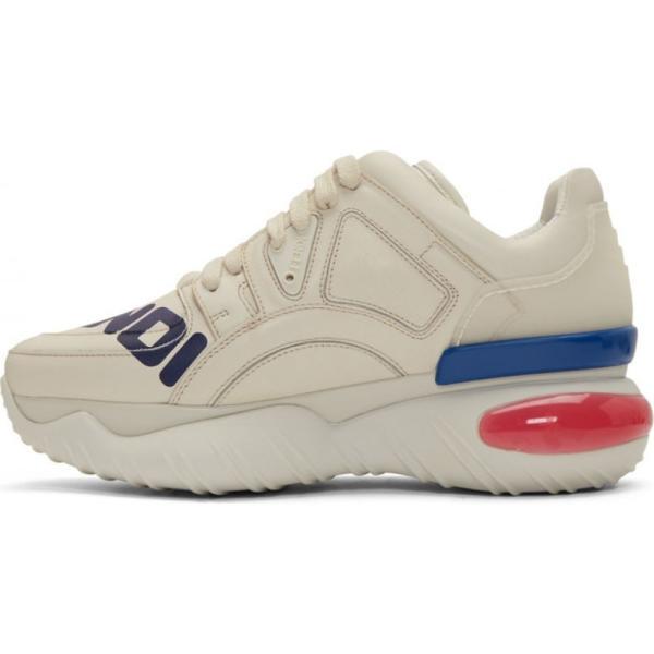 フェンディ Fendi レディース スニーカー シューズ・靴 White ' Mania' Chunky Sneakers