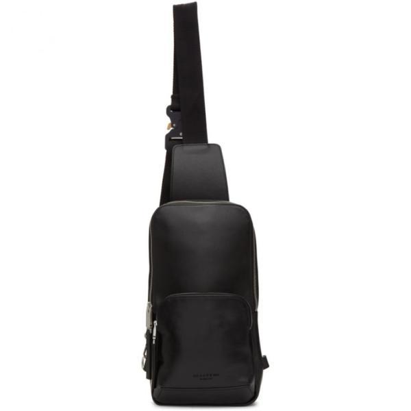 アリクス 1017 Alyx 9SM メンズ メッセンジャーバッグ バッグ Black Crossbody Bag