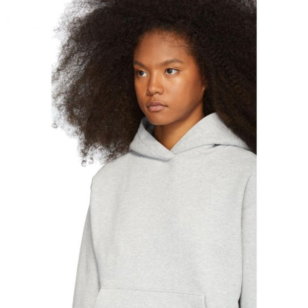 YUNY Men French Terry Plus Size Sweatshirts Grey XL