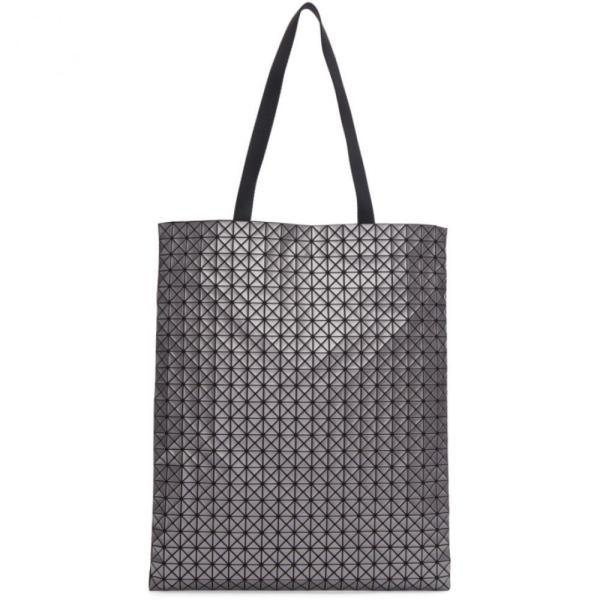 イッセイ ミヤケ Bao Bao Issey Miyake メンズ トートバッグ バッグ silver crispy metallic tote|fermart3-store|03