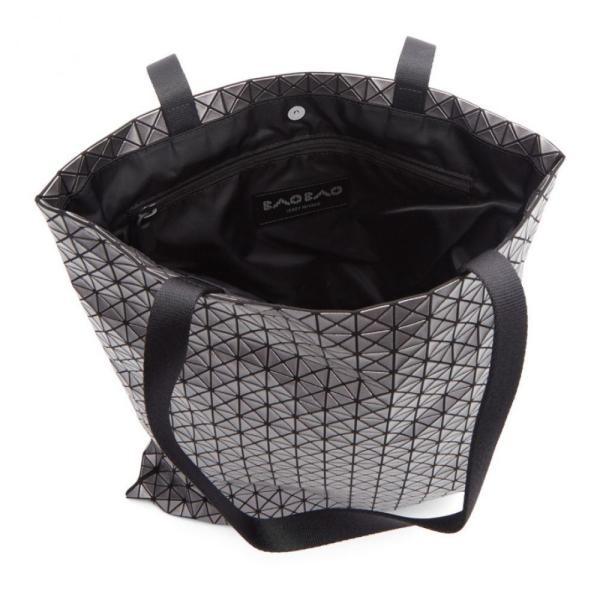 イッセイ ミヤケ Bao Bao Issey Miyake メンズ トートバッグ バッグ silver crispy metallic tote|fermart3-store|05