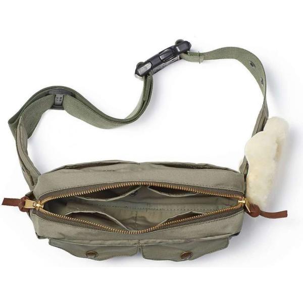 フィルソン Filson ユニセックス ボディバッグ・ウエストポーチ バッグ Fishing Waist Pack Green