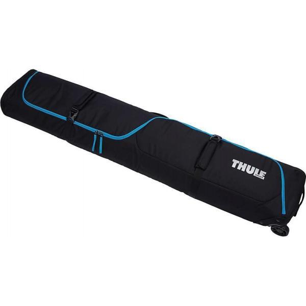 スーリー Thule ユニセックス スキー・スノーボード スーツケース・キャリーバッグ RoundTrip Snowboard Roller Bag Black