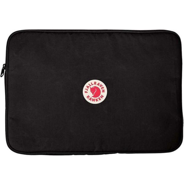 フェールラーベン Fjallraven ユニセックス パソコンバッグ カンケン バッグ Kanken 15 Inch Laptop Case Black