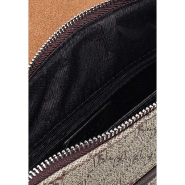 プレイボーイ Playboy メンズ メッセンジャーバッグ バッグ Faux Leather Sling Bag Coffee