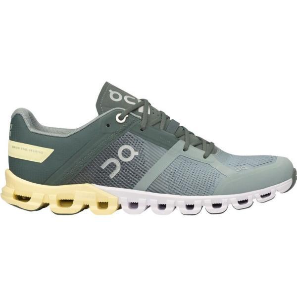 オン On レディース ランニング・ウォーキング シューズ・靴 Cloudflow Running Shoe Sea/Limelight