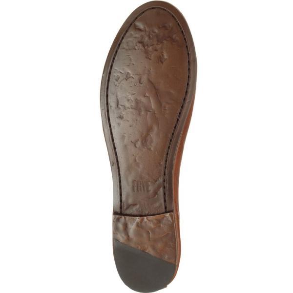 フライ レディース スリッポン・フラット シューズ・靴 Carson Ballet Shoe Cognac|fermart3-store|02